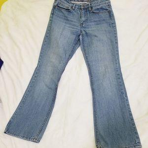 VTG Tommy Hilfiger Straight Leg Denim Jeans Size 8